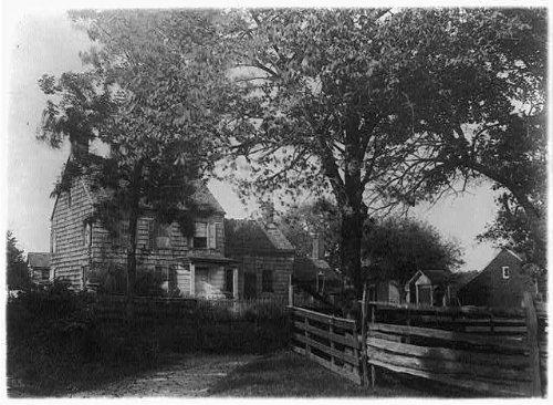 Photo: Birthplace of Walt Whitman,Huntington,Suffolk - Walt Whitman Huntington