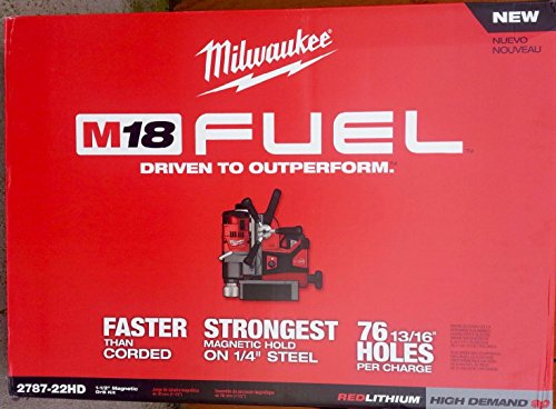 MILWAUKEE M18 FUEL HIGH DEMAND 1-1 -  2787-22HD
