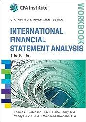 International Financial Statement Analysis Workbook (Cfa Institute Investment)