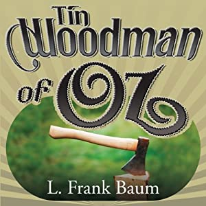 Tin Woodman of Oz Audiobook