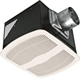 Air King AK110LS Energy Star Deluxe Quiet Series Bath Fan, 110-CFM