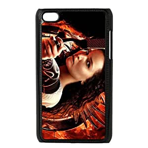 Ipod Touch 4 Phone Case Hungry Games NL3847