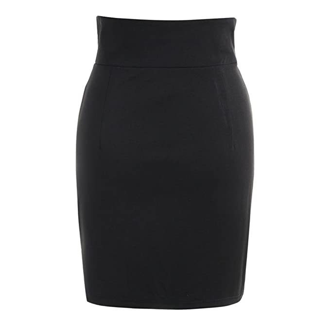 Amazon.com: ShiTou Skirt, Pleated- Elasticated- Skirt/Summer -Short -Mini Skirt: Clothing