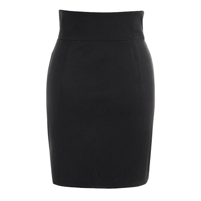 Amazon.com: ShiTou Skirt, Pleated- Elasticated- Skirt/Summer -Short -Mini Skirt: Clothing