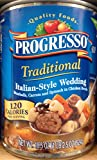 Progresso Traditional Italian-Style Wedding Soup 18.5oz Can (Pack of 8)