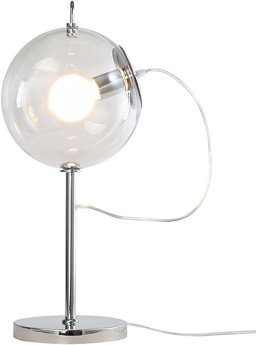 Mlimy Nordic jabón Bola de Cristal de la Burbuja lámpara de Mesa ...