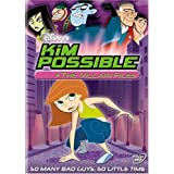 Kim Possible - The Villain Files by Walt Disney Home Entertainment