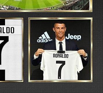 SGH SERVICES Cristiano Ronaldo Juventus - autógrafo con foto ...