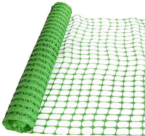 [V Protek Safety Fence, Snow Fencing, Deer Netting, 39