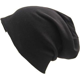 a5adb53f2be Century Star Unisex Baggy Lightweight Hip-Hop Soft Cotton Slouchy Stretch Beanie  Hat