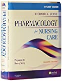 Pharmacology for Nursing Care - Text and Study Guide Package, 7e