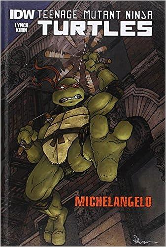 Amazon.com: Michaelangelo (Teenage Mutant Ninja Turtles ...