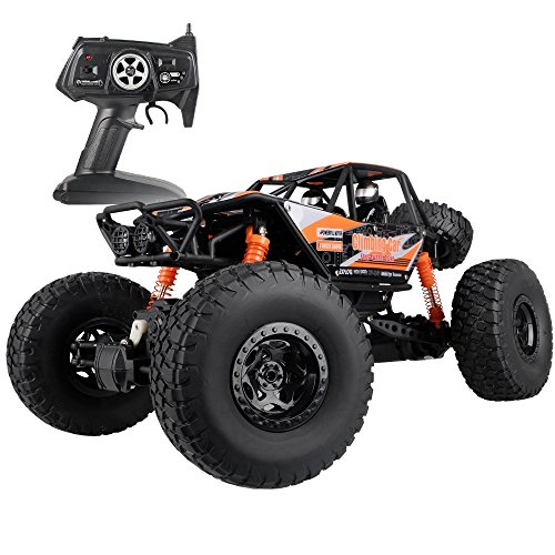 1 10 scale rc truck - 5