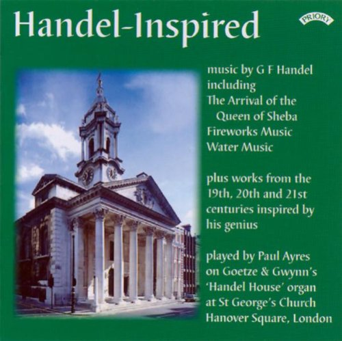 Handel-Inspired: St. George's Church, Hanover Square, London (Best Microwave Oven Uk)