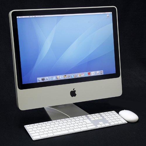 アップル iMac 20インチ 2.4 GHz Core 2 Duo MA877J A