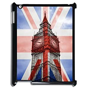 UNI-BEE PHONE CASE For Ipad 2/3/4 Case -London Big Ben-CASE-STYLE 6