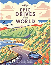 Lonely Planet Epic Drives of the World 1 1st Ed.