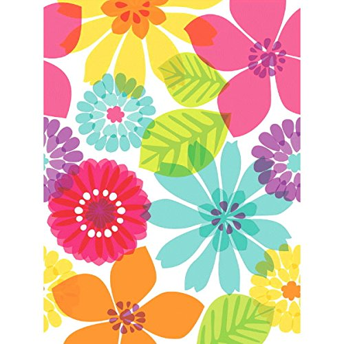 6 Ct Amscan Day in Paradise Party Table Cover TradeMart Inc 579580