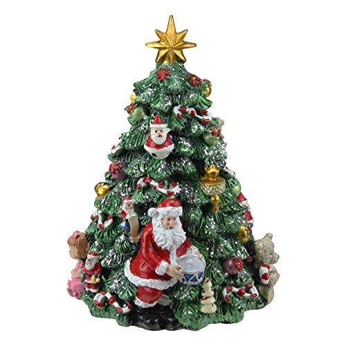 Santa Box Music Claus (Northlight 6.25