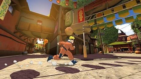 Naruto: Rise of a Ninja(輸入版): Amazon.es: Videojuegos