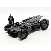 Jada Toys Metals Justice League Batmobile Toy Vehicle
