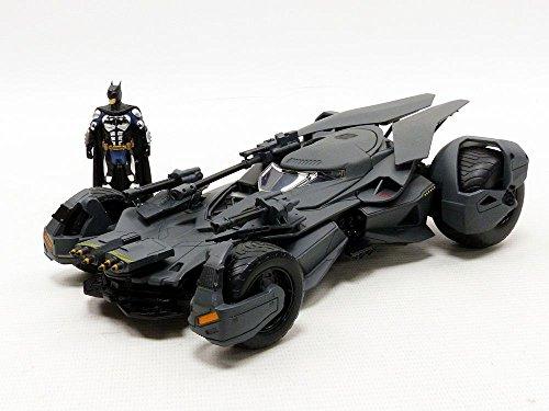 Jada Toys Metals Justice League Batmobile Toy Vehicle from Jada