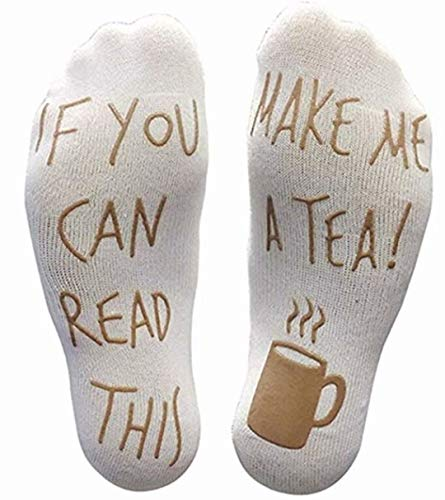 - CARDEON If You Can Read This Bring Me Novelty Funky Cute Wine Party Hosiery Gift