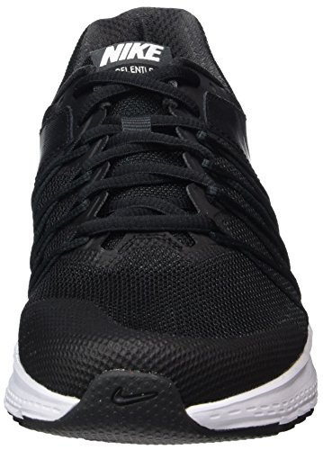 Nike Air Relentless 6, Zapatillas de Running para Hombre Varios colores (Negro / Blanco / Black / White / Anthracite)