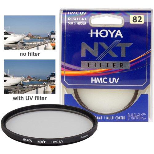 Hoya 82mm NXT HMC UV Multi Coated Slim Frame Glass Filter