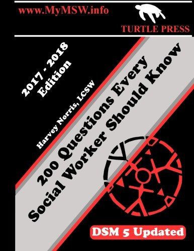 200 Questions Every Social Worker Should know: LCSW Exam Preparation Guide pdf
