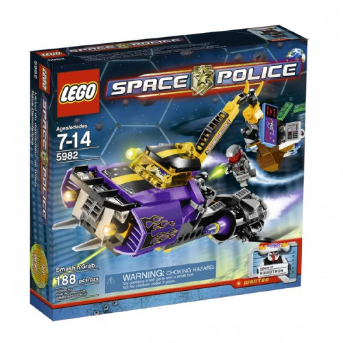 LEGO Space Police Smash 'n' Grab (5982)