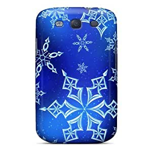 Fashionable LvvbyFy2872tQHlz For Case HTC One M7 Cover For Christmas Snow Flake Protective Case