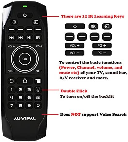 Dolamee d5 remote control _image2