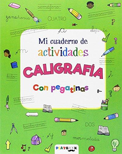 Caligrafía (Mi cuaderno de actividades)