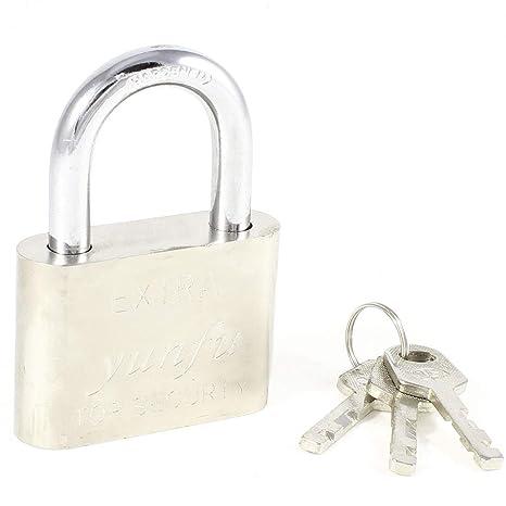 Aexit Acero inoxidable Puerta Puerta Cajón Seguridad 60mm ...