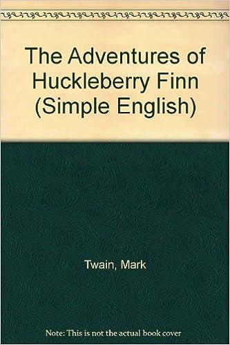 Book The Adventures of Huckleberry Finn (Simple English)