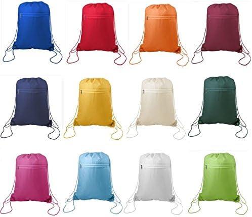 GymSack Drawstring Bag Sackpack Anime Fantasy Fox Sport Cinch Pack Simple Bundle Pocke Backpack For Men Women