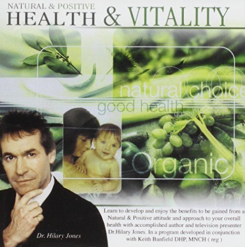 Price comparison product image Natural & Positive Health & Vitality by Dr. Hilary Jones