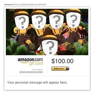 Amazon Video Gift Card - E-mail - Elf Christmas Tree (B009I1ZA9S) | Amazon price tracker / tracking, Amazon price history charts, Amazon price watches, Amazon price drop alerts