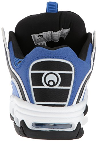 Osiris Mens D3 2001 Pattino Da Skate Royal / Bianco