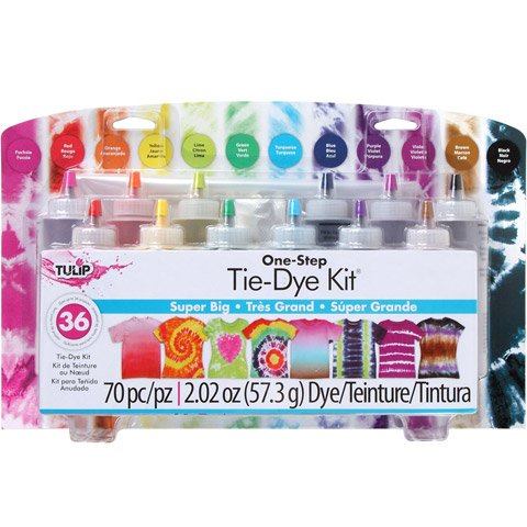 Better Crafts TIE DYE KIT PRINCES PRIMRY 12PK (2 pack) (0DC316790)