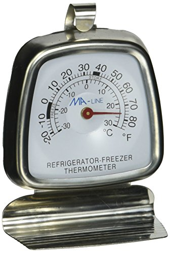 Monti And Associates Inc MA-RT1 Monti and Associates Refrigerator Thermometer (Del Monte Shopping)