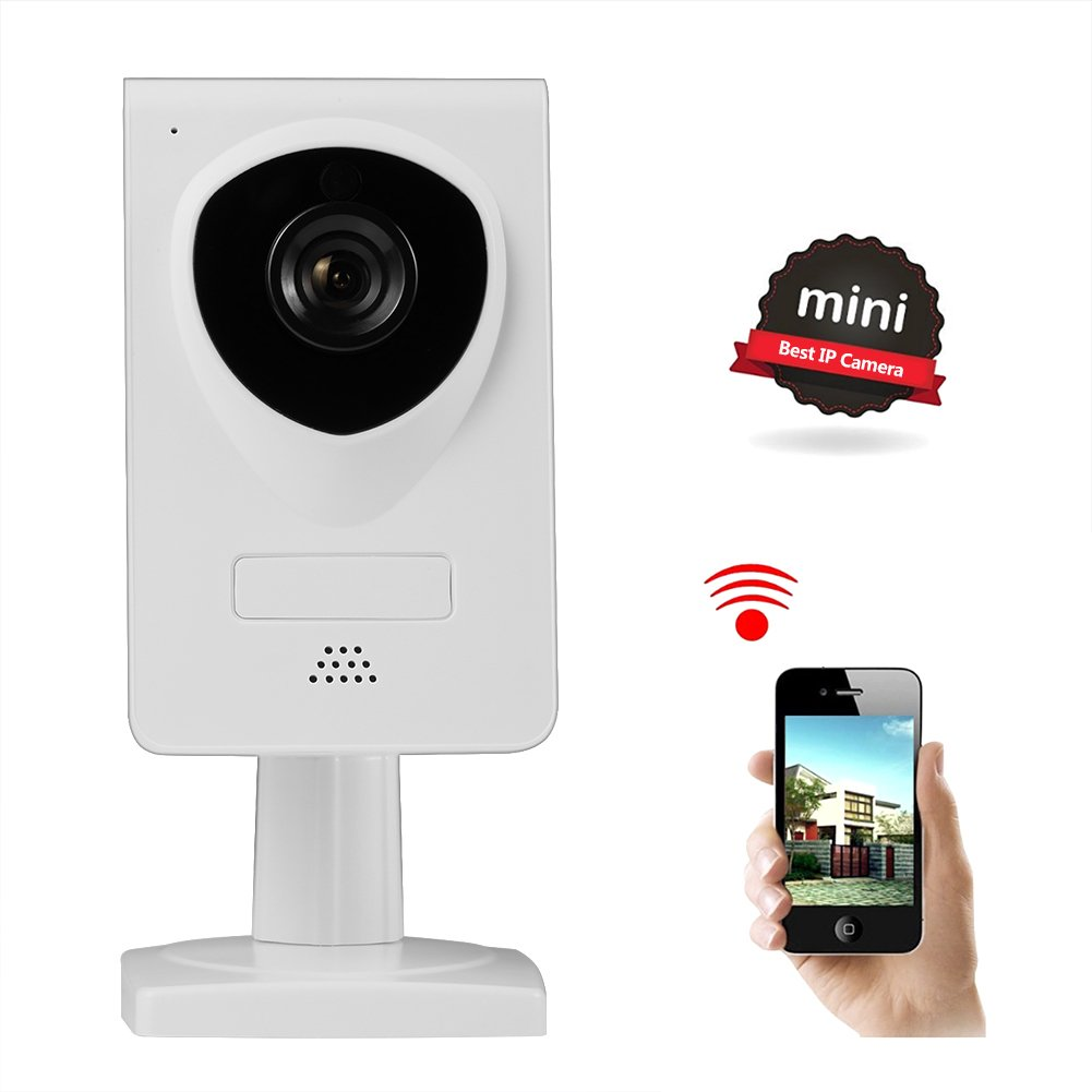 Amazon.com : Wireless Camera, Nexgadget WiFi IP Camera Home ...