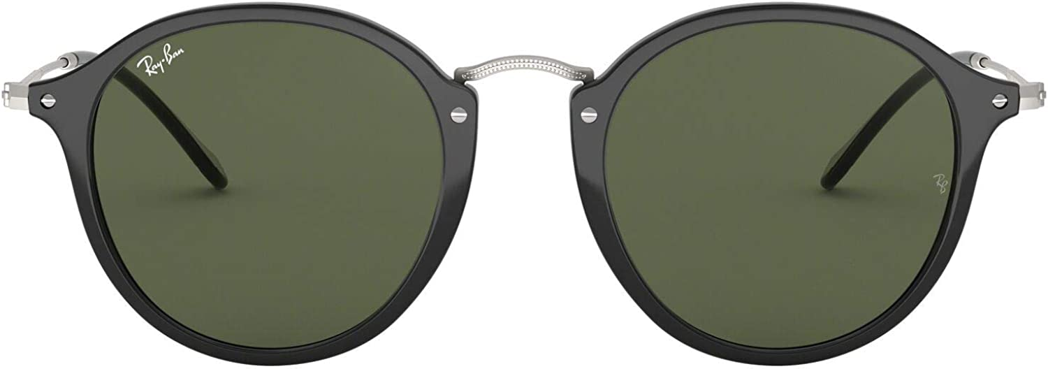 Ray-Ban Rb2447 Fleck Round Sunglasses