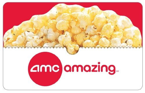 - AMC Theatre Gift Card $25