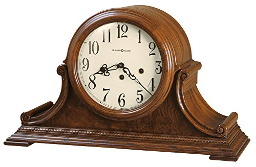 Glass Beaded Veneer (Howard Miller 630-222 Hadley Mantel Clock)