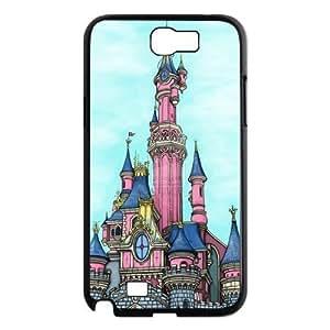 Castle Samsung Galaxy Note 2 Case, Customize Castle Case for Samsung Galaxy Note 2 WANGJING JINDA