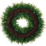 UArtlines-20-Artificial-Greenery-Wreath-Plants-Spring-Summer-Backdrops-Ornaments-Garland-Front-Door-Wreaths-Display-for-HomeWallChristmasPartyFestival-Decor-20-Pattern-1