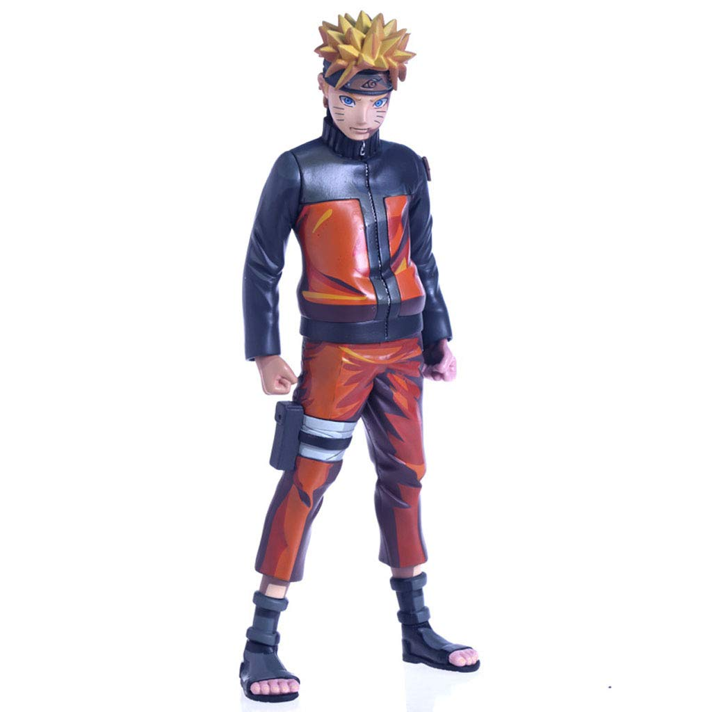 TLMYDD Toy Model Anime Character Naruto Ornaments Souvenir Collectibles Crafts Gifts Whirlpool Naruto 24cm Toy statue