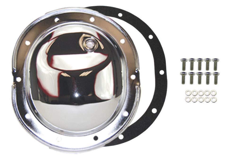 Pirate Mfg Chrome Steel Chrysler 10 Bolt 8.25'' Rg Diff Differential Cover